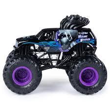 100 Mohawk Warrior Monster Truck Spin Master Jam Jam Official Son Uva Digger Vs