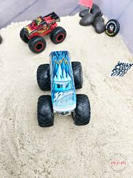 100 Monster Jam Toy Truck Videos DIY Stadium Sensory Bin S Must
