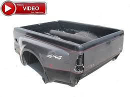 Used Ford Dually Pickup Truck Bed From Lariat LE Fits 1999 2007 4 ...