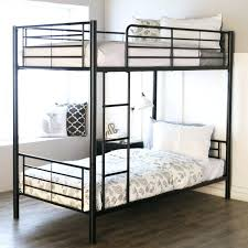 Double Loft Bed Ikea Size Bunk Bed With Desk Twin Over Queen Bunk