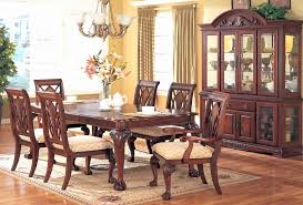 Splendid Design Ideas Dining Room Sets With China Cabinets Used