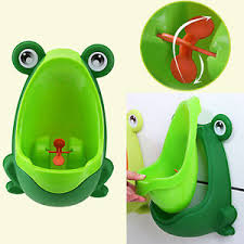 Pink Frog Potty Chair by Frog Children Potty Toilet Training Kids Urinal Baby Boys