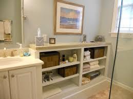 Narrow Bathroom Floor Storage by Narrow Master Bathroom Narrow Master Bathroom Floor Plans Long