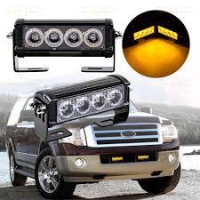 100 Strobe Light For Trucks Fit Anywhere Such As Roof Bar Bull Bar Roof Rack Etc 9