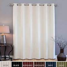 white grommet blackout curtains adeal info