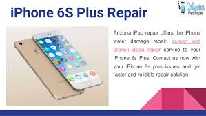 iPhone Screen Water Damage Repair in Scottsdale