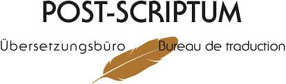 bureau de traduction post scriptum