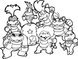 Coloriage Mario Bros 5700 De A Imprimer Digitaltrendinfo