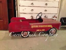 Vintage Pedal Car For Rent! Great Photo Prop. Fire Truck ... 60sera Fire Truck Pedal Car Blue Moon Fall Auction Owls Head Transportation Museum Rare Lg Pedal Firetruck Wbadge On Rear Niwot Ride On Firetruck The Land Of Nod Ornament 3d 24kt Gold Plated White House Gift Gearbox Volunteer Riding 124580 Limited Edition 19072999 Engine No 8 Collectors Weekly Wheres Fire Truck Pedal Car Gear Richard Hall 1927 Gendron Kids Showtime Services Novelty Toy 39 Long Complet By Insteprideon Youtube