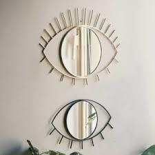 ovale deko spiegel aus metall fürs esszimmer günstig kaufen