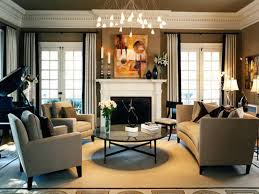 Living Room With Brick Fireplace Decor Ideas Furniture Info