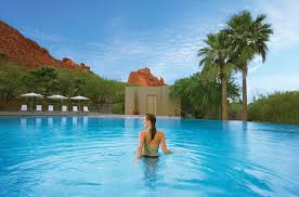 100 Resorts With Infinity Pools Resort Sanctuary Camelback Mountain