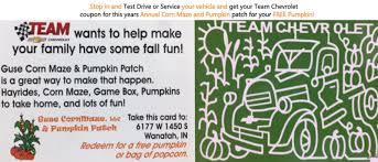 Pumpkin Patch Hammond La team chevy