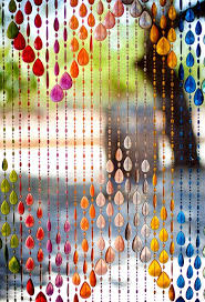 Hippie Bead Curtains For Doors by 92 Best Beaded Door Curtain Images On Pinterest Beaded Door