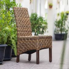 Manila Abaca And Rattan Wicker Basket Weave Dining Chairs With ... Outdoor Wicker Ding Set Cape Cod Leste 5piece Tuck In Boulevard Ipirations Artiss 2x Rattan Chairs Fniture Garden Patio Louis French Antique White Back Chair Naturally Cane And Plantation Full Round Bay Gallery Store Shop Safavieh Woven Beacon Unfinished Natural Of 2 Pe Bah3927ntx2 Biscayne 7 Pc Alinum Resin Fortunoff Kubu Grey Dark Casa Bella Uk Target Australia Sebesi 2fox1600aset2