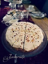 apfel schmand torte zuckersüße