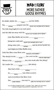 Halloween Mad Libs For 3rd Grade by 143 Best Mad Libs Images On Pinterest Choice Boards Christmas