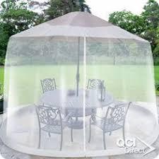 Offset Patio Umbrella W Mosquito Netting by Offset Tan Patio Umbrella Instant Gazebo With Mesh Netting Jouw