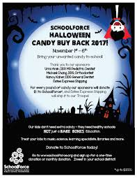 Donate Leftover Halloween Candy by Special Offers Schoolforce