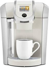 Keurig K475 Single Serve K Cup Pod Coffee Maker With 12oz Brew Size Strength