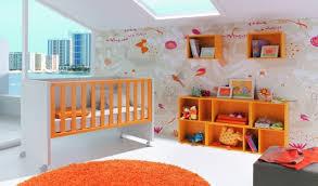 ameublement chambre enfant chambre enfant ameublement chambre bebe orange 27 idées