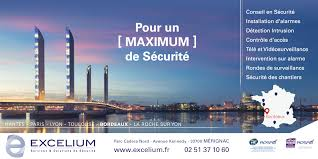 bureau sécurité privée ouverture du bureau commercial bordeaux excelium