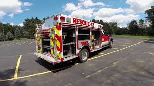 4 Guys Fire Trucks-North Franklin Twp, PA-F550 Mini-Pumper - YouTube