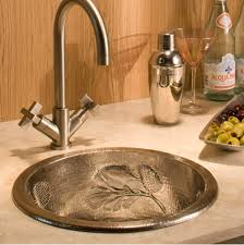Elkay Copper Bar Sink by Sinks Bar Sinks Ruehlen Supply Company North Carolina