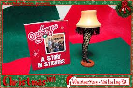 Fillable Glass Lamp Kit by A Christmas Story U2013 Mini Leg Lamp Kit All About Lamps Ideas