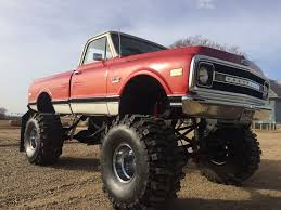 100 Real Monster Truck For Sale 1969 Chevrolet C10 Custum Build Monster Truck Trucks For