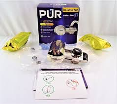 Pur Mineralclear Faucet Refill 6 Pack by Pur Pfm450s Stainless Steel Style Horizontal Faucet Mount With 1