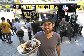 As Food Truck Craze Fades, Roaming Hunger Helps Boost Vendors ...