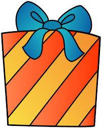 Gift clipart birthday present 12
