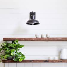 vintage barn style wall light outdoor exterior lighting
