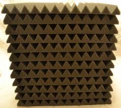 12 X 12 Foam Ceiling Tiles by Amazon Com Foamengineering Acoustic Panels Studio Soundproofing