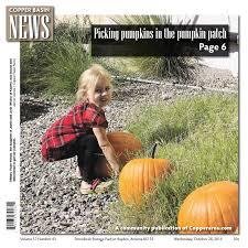 Christ United Methodist Pumpkin Patch Mobile Al by 10 28 15 Copper Basin News By Michael Carnes Issuu