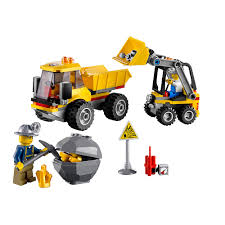 LEGO City Mining Loader And Tipper (4201) - LEGO - Toys