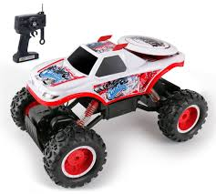 KidiRace Rock Crawler Remote Control White RC Car - All Terrain ... Remote Control Cars Trucks Kits Unassembled Rtr Hobbytown Original Hsp 110 94166 Offroad Buggy Bkwach Nitro Gas Powered Rc For Sale Hobbies Outlet Gasoline Online Brands Prices Looking Sweet New Proline Chevy C10 Body On My Traxxas Stampede 4x4 Adventures Tuning First Run Of Losi Lst Xxl2 1 Yika Rc Scale 4wd Power Racing Xstr High Speed Buy Jeep Pick Up Kids _ Car Two Off 5 Megap Mxt5 4wd 30cc Truck Blue White Orange