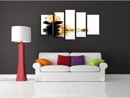 cadre design pas cher tableau design zen pas cher décoration murale salon zen