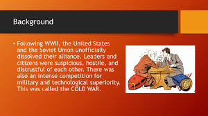 Winston Churchill Iron Curtain Speech Full Text by The Cold War Key Ideas Background To The Cold War The Cold War