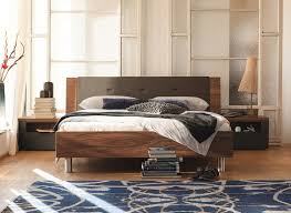 100 Hulsta Bed Double Bed Contemporary With Upholstered Headboard Highgloss