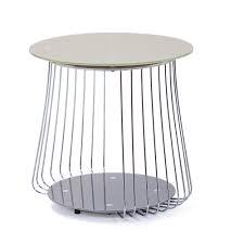 couchtisch rivda cappuccino sofa wohnzimmer tisch ablage beistelltisch glas dynamic 24 de