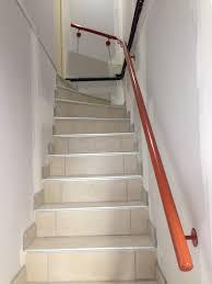 pose carrelage escalier quart tournant carrelage sur escalier intrieur de la maison emtpy avec carrelage
