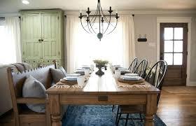Fixer Upper Dining Room Ideas Bathroom Remodel Medium Size Lighting Design Farmhouse Small