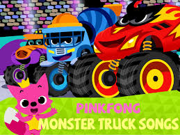 100 Truck Songs Prime Video Pinkfong Monster