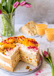 pfirsich maracuja likör torte s lieblingsstücke