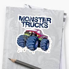 BIG MONSTER TRUCK