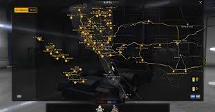 Combination Map Coast To Coast V1.6 + Mexican 1.2 For ATS - ATS Mod ... Scs Softwares Blog The Map Is Never Big Enough Maps For American Truck Simulator Download New Ats Maps Google For Drivers New Zealand Visas And Need Euro 2 Best Russian The Game Icrf Map Sukabumi By Adievergreen1976 Ets Mods Api Routing Route App Best Europe Africa Map Multimod 55 Of Hawaii Save 100 38 Lvl 9 Garage Mod Mod Dlc Sim Couldnt Find One So I Pieced Cities In Nevada And California Usa Offroad Alaska V13 Mods Truck Simulator