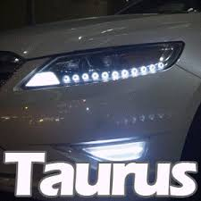2010 2012 exled front turn signal 2way led modules for ford taurus