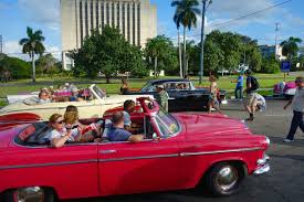 Cubas Classic And Not So Cars Rick Steves Travel Blog